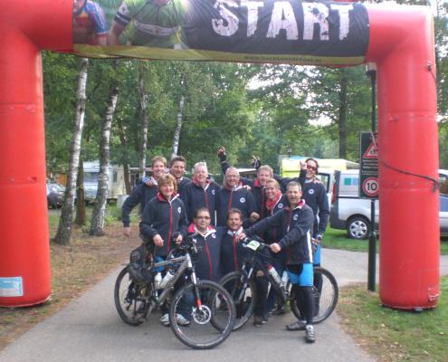 Team 2012 keibikers